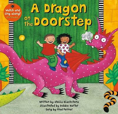 A Dragon on the Doorstep, Blackstone, Stella | Paperback Book | 9781846868269 |