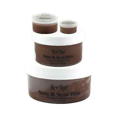 Ben Nye Nose & Scar Wax - Dark Brown