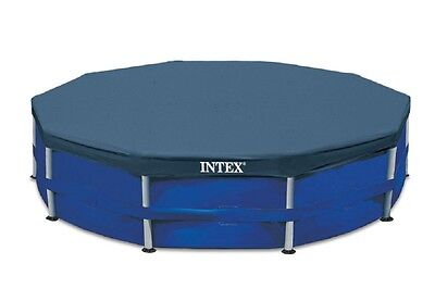 Intex 28031 Abdeckplane 366 cm  für Metal Frame Pools Pool