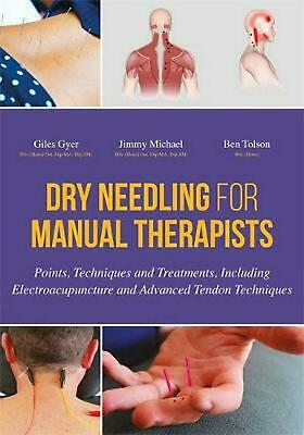 Dry Needling for Manual Therapists by Giles Gyer Hardcover Book (English)