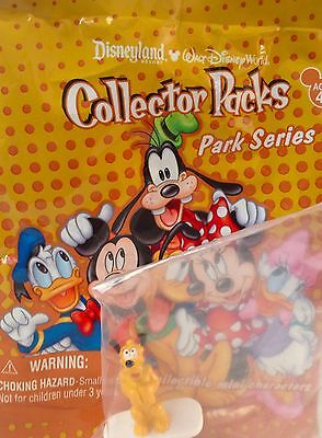 PLUTO Disney Collector Packs Park Series 11 Mini Collectible Character