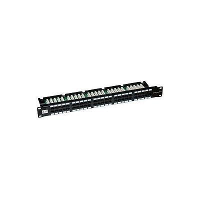 GA11613 009-001-002-10 Connectix Cabling Systems Voice Panel, 50 Way