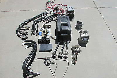 Allen Bradley 150-B360NBD 300 HP Soft Start With Accessories! Free Shipping!!!
