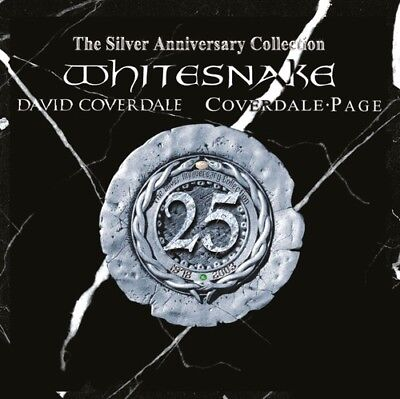 Whitesnake - 25 Year Anthology [New CD] Portugal - Import