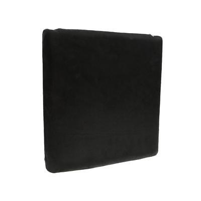 Memory Foam Seat Cushion Pad for Office,Home Sitting & Driving Comfort Black