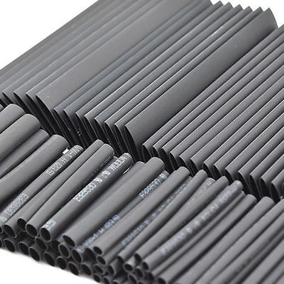 127Pcs Heat Shrink Tube Assortment Wire Wrap Electrical Cable Insulation Tubing