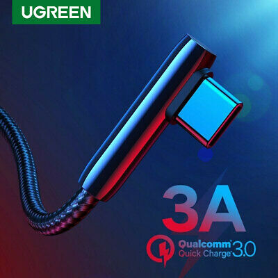Ugreen USB-C Type C 3.1 to USB 3.0 Fast Charging Cable For Mac Nexus 6P 5X LG G5