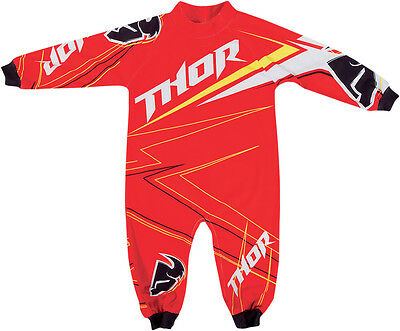 Thor MX Infant Jumpsuit - Red