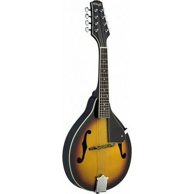 Stagg M20 - Mandoline Bluegrass avec table en tilleul