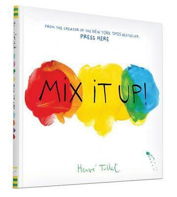 Mix It Up by Herve Tullet Hardcover Book