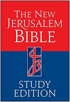 The New Jerusalem Bible: Study Edition-Henry Wansbrough