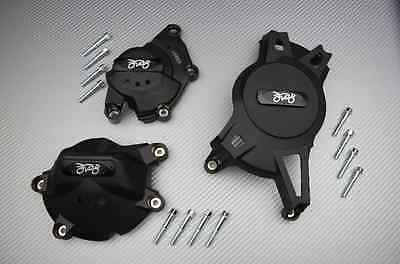 KIT Tampon de protection carters embrayage alternateur Suzuki GSX R 1000 2009-11