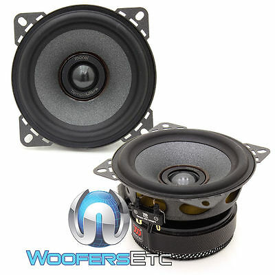 "Rockford Fosgate M262 B 6.5"" Black Marine 2-Way Aluminum Tweeters Boat Speakers"