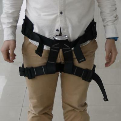 Rock Climbing Fall Protection Rappelling Safety Belt Harness Equipment Gear