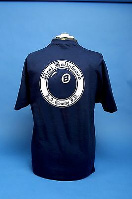 Los Angeles County Fire Department 8's West Hollywood Eight Ball Shirt
