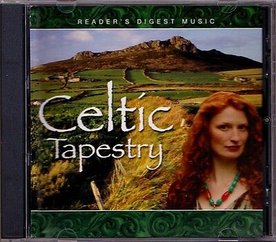 Celtic Tapestry  RARE OOP Original Reader's Digest VA Compilation CD (VG+)