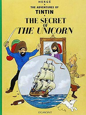 The Adventures of Tintin: The Secret of The Unicorn, HERGÉ | Paperback Book | 97