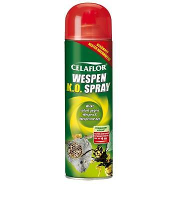 Celaflor Wespen K.O.-Spray 500 ml