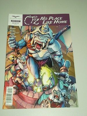 Oz No Place Like Home Cover D Zenescope Comics Nm (9.4)