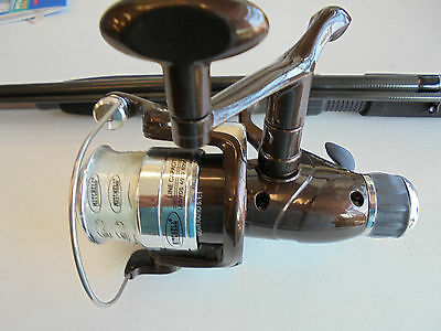 mitchell adventure flash match rod combo complete with match reel free line X 2