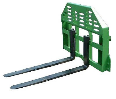 New Pallet Forks for John Deere 200, 300, 400, 500 Loaders