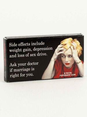 Side Effects Gum
