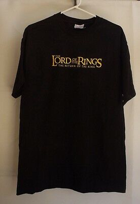 Lord of the Rings - Return Of The King - Promo Shirt Large