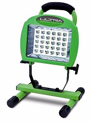 Ultra Performance 120V Portable SMD LED Worklight 960 Lumens Flood Work Light