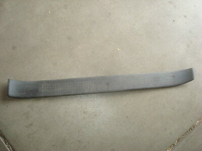 2003 Audi A4 FRONT DOOR FOOT STEP SILL TRIM COVER SCUFF PLATE PASSENGER SIDE OEM