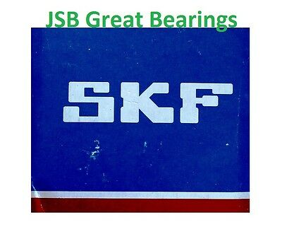 (Qty 10) 6004-2RS SKF Brand rubber seals bearing 6004-rs ball bearings 6004 RS1