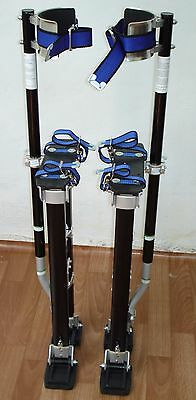 "Brand New Painter's & Drywall's STILTS(24-40"")(Blue)"