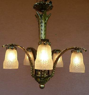 Wonderful Art Deco Lamp 1925 from France