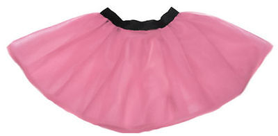 469e8effe7 Pastel Pink Tutu Skirt 80S Fancy Dress Hen Party Fun Run Ballet Dance