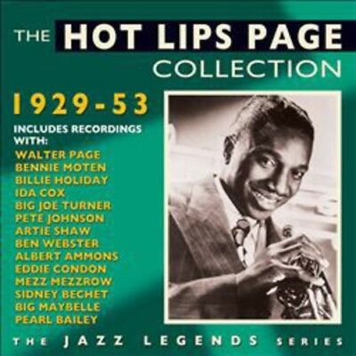 Hot Lips Page - Collection 1929-53 [New CD]