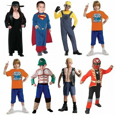 Rubies Childrens Kids Boys Party Book Week Halloween Fancy Dress Costume Outfit