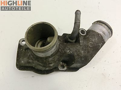 Opel Zafira A 03-05 DTI 2,0 74KW Thermostat Flansch Thermostatgehäuse 24447862