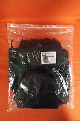 FROGG TOGGS All Sport Jacket Pants Combo Unisex (2XL) #AS102-01 Black