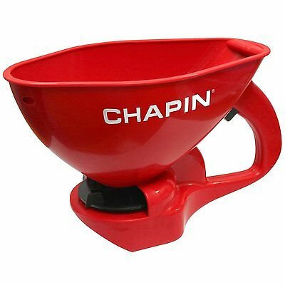 Chapin Poly Hand Crank Spreader, 1.5-Liter