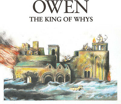 Owen - The King Of Whys [New CD]