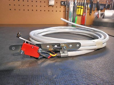Assembled Home/Limit Switch With Bracket & Cable (Switch Model V-156-1C25)