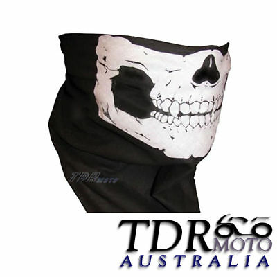 Skull Bandana Mask Ski/snowboard/snow/snowmobile/sports/bike Warmer Neck Face