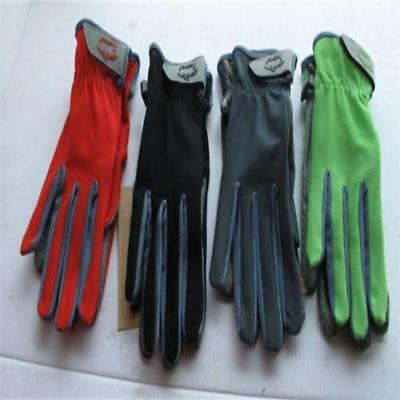 Touch Screen Mesh Antiskid Windproof Full Finger Gloves Driving Riding Mittens