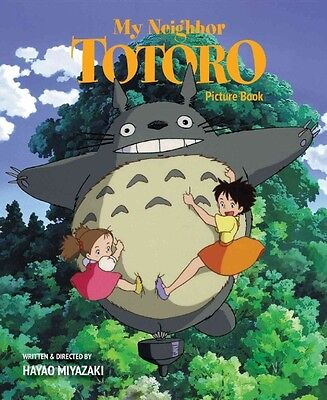 My Neighbor Totoro Picture Book (New Edition): New Edition by Hayao Miyazaki Har