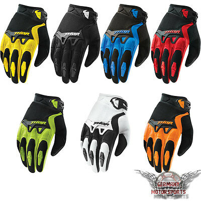 Guantes Motocross Thor Spectrum Quad Offroad Cross Enduro Mx Atv Mtb S M L Xl