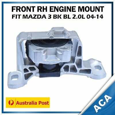 2 Commodore V6 Engine Mounts to HOLDEN VN VP VR VS VT VX VY 3.8L Front Hydraulic