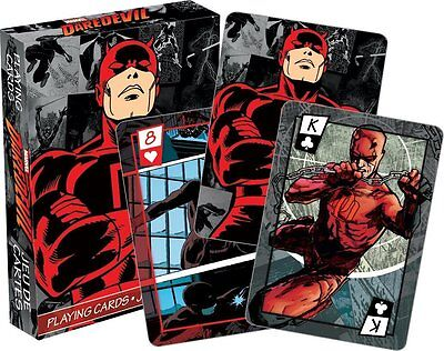 Marvel Daredevil set of 52 playing cards (nm)
