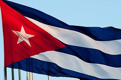 3x5 ft Cuba Flags Cuban Flag and Banner Bandera Cubana Indoor Outdoor Bandera c7
