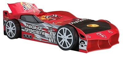 Red Racing Car Bed for boy, girl and kids