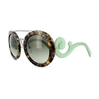 4e3041073a01 Prada Sunglasses 13SS UEZ4K1 Spotted Brown   Green Grey Green Gradient