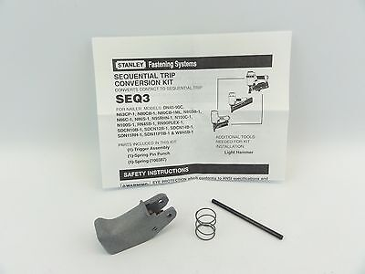 Bostitch #SEQ3 New Sequential Trip Conversion Kit for RN45B-1 N80CB N80SB N80 ++